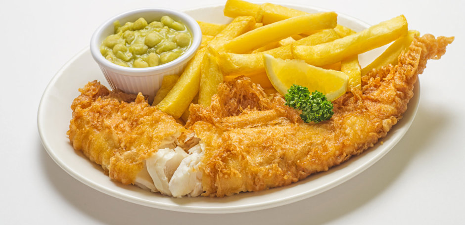 Fish chips from a brits point of view northernlion for Where can i get fish and chips near me
